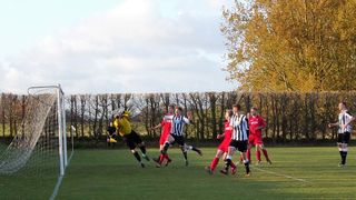 Acle United v Long Stratton