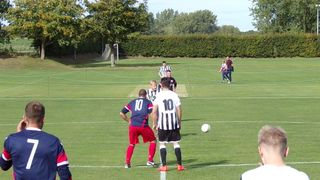 Acle United v Wymondham Town