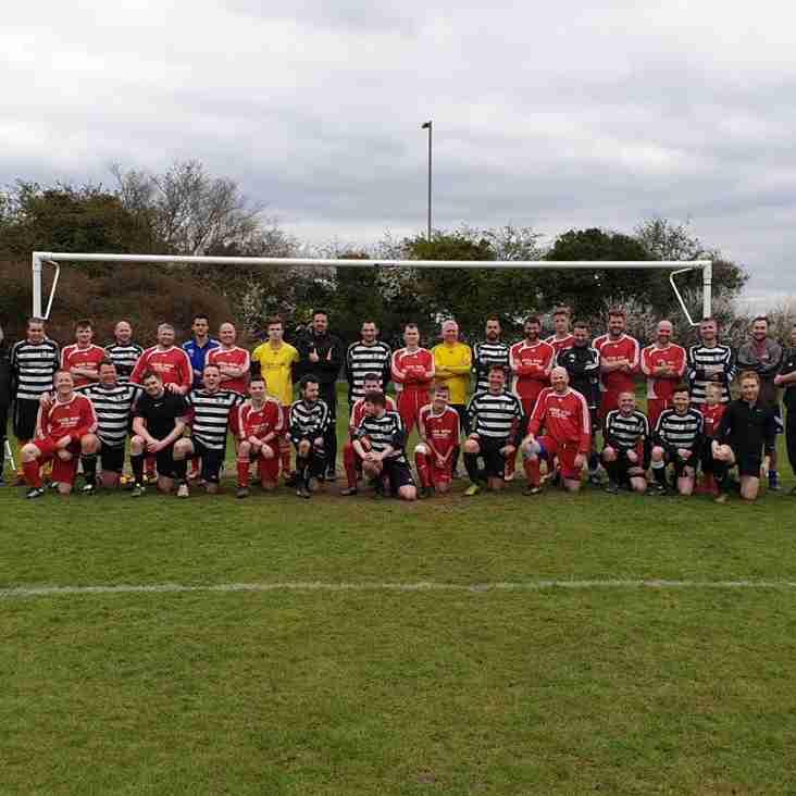 FC Mills v Witney Royals Charity Match