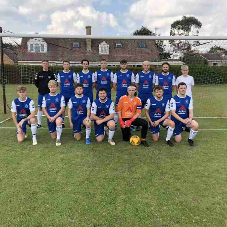 Witney & District Match Reports - Week 8