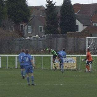 Kirkby Town 1 Sheffield Parramore 1