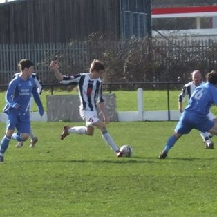 Kirkby Town 1 Southwell City 0