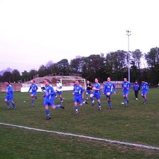 Kirkby Town 3 Harworth Colliery 1