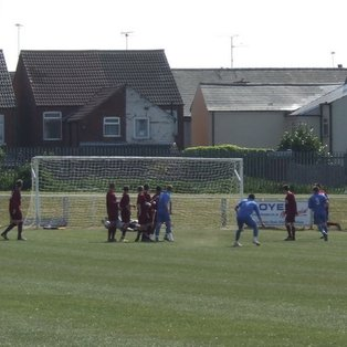 Kirkby Town 3 Kimberley Town 0