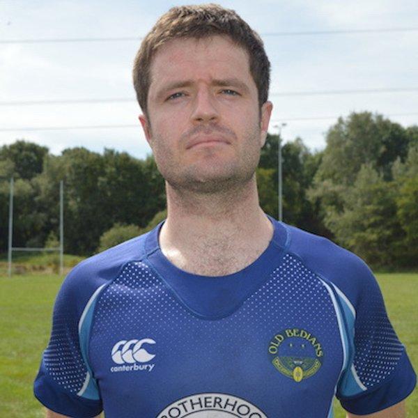 Paddy Rosser