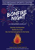Bonfire Night and Fireworks Display