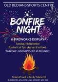 Bonfire Night & Fireworks display