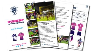 Sponsorship Opportunities at Stourbridge Rugby