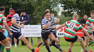 Near Miss for the Stourbridge Lions at Lutterworth