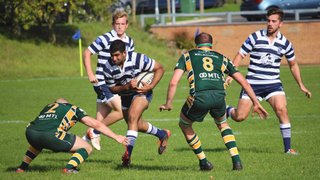 First Lions Victory in Midlands One