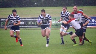 Lions Lose Bravely at Moseley Oak