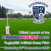 Official Launch of the Rugby365 Artificial Grass Pitch