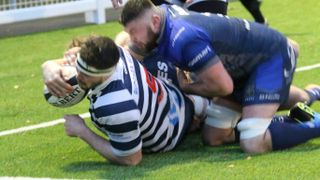 A well-deserved, hard-fought win at Stourton Park