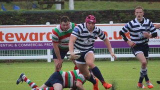 Lions Fashion an Exciting Win over Lutterworth