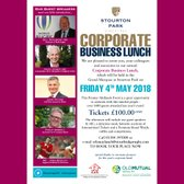 May Lunch 2018