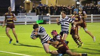 Match Report - Stourbridge Lions 36 v Malvern 8