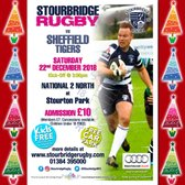 Stourbridge vs Sheffield Tigers