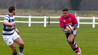Four Tries a-piece, but Tynedale Win the Day