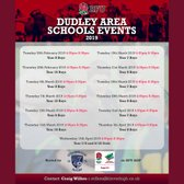 RFU Dudley Schools Event - Year 8 Boys