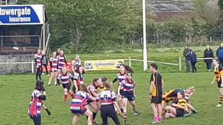 Girls at Stafford 28.04.19