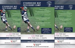 Whitsun Rugby Camp - Premiership Star Day