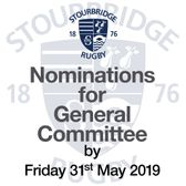 Nominations for General Committee