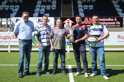 Stourbridge Rugby's 'Social' sides Clash for Charity!