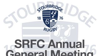 Stourbridge RFC AGM 2019