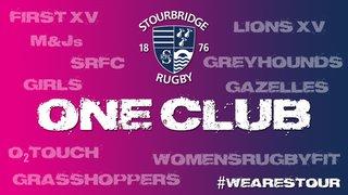Stourbridge Rugby - One Club