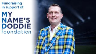 This Season's Nominated Charity - My Name'5 Doddie
