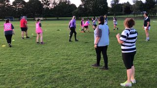 Women's Rugby Fit Takes Off