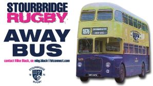 Away Games Supporters' Bus
