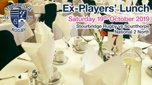 Ex-Players' Lunch