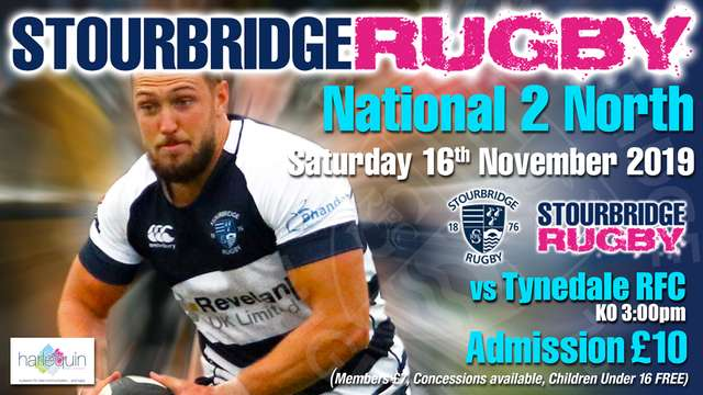 Stourbridge vs Tynedale