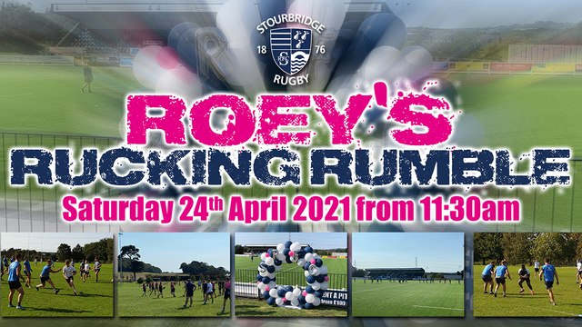 Roey's Rucking Rumble