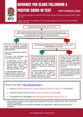 RFU guidelines for Covid 19.