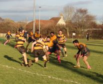 Hellingly RFC  53 – 7 Eastbourne RFC