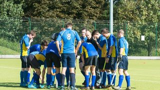 29/9/2012 Sonning Men's 1st XI v Oxford Hawks 2nd XI (2-7)