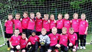 Under 7s -  Tadcaster Albion Gala