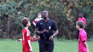 Under 13's at home to Hepworth United