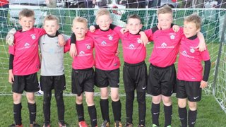 Under 8's Cup Final