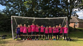 U12 Blacks start the season with a win and 3 points!