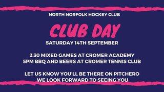 NNHC club day 2019