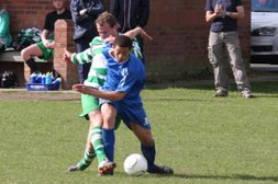 Olney Town 3 - 2 Oadby Town