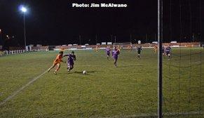 Oadby Town 2 - 0 Loughborough University