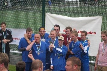 me and ponte pirates team m8s with cup 2