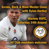Dylan Hartley Master Class at Marlow RUFC