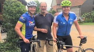 Marlow's Goss Brothers to Cycle from Land's End to John o' Groats