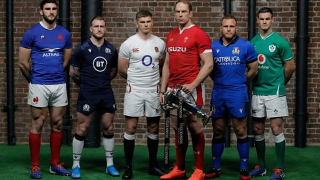 6 Nations Rugby Live at Marlow Rugby club this Weekend