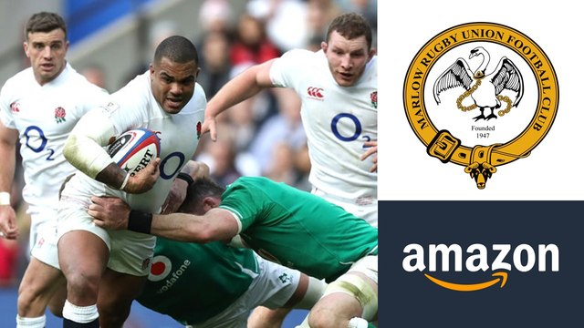 Marlow Rugby Amazon Associate Account Now Live